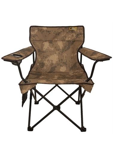 Funky Chairs Funky Chairs V2 Çöl Kamuflaj Lüks Kamp Sandalyesi Renkli